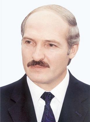 Настенный портрет Лукашенко А. Г.